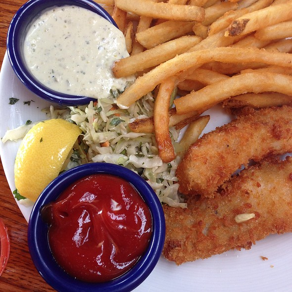 Fish & Chips - Ray's Cafe, Seattle, WA