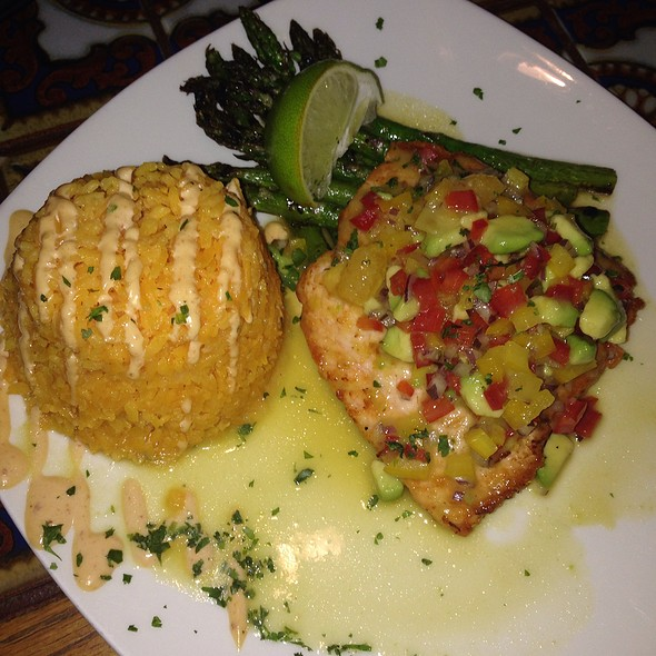 Avocado Salmon - Los Amigos - Atlantic City, Atlantic City, NJ