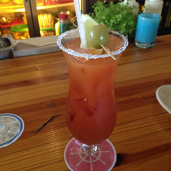 Bloody Mary - Perla's Seafood and Oyster Bar, Austin, TX