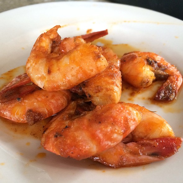 Old Bay Peel And Eat Shrimp - Boatyard, Fort Lauderdale, FL