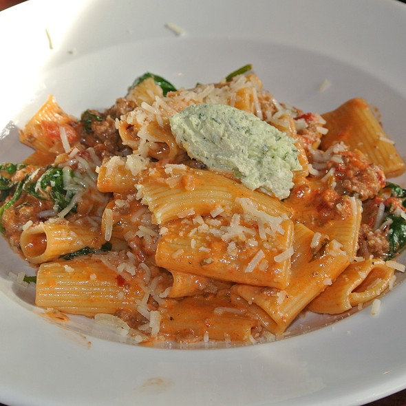 Spicy Lamb Bolognese - White Dog Cafe - University City, Philadelphia, PA