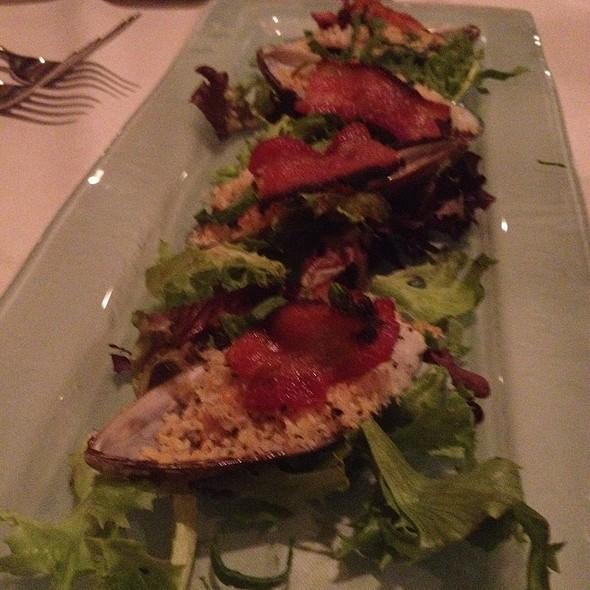 Mussels Casino (Appetizer) - Corner Bistro & Wine Bar, Jacksonville, FL