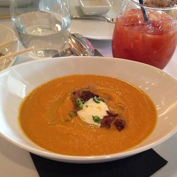 Sweet Potato Soup - Prime: An American Kitchen & Bar, Huntington, NY, Huntington, NY