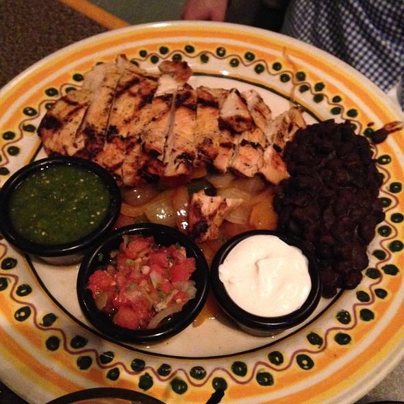 Chicken Fajitas - Lopez Southwest Kitchen, Cleveland Heights, OH