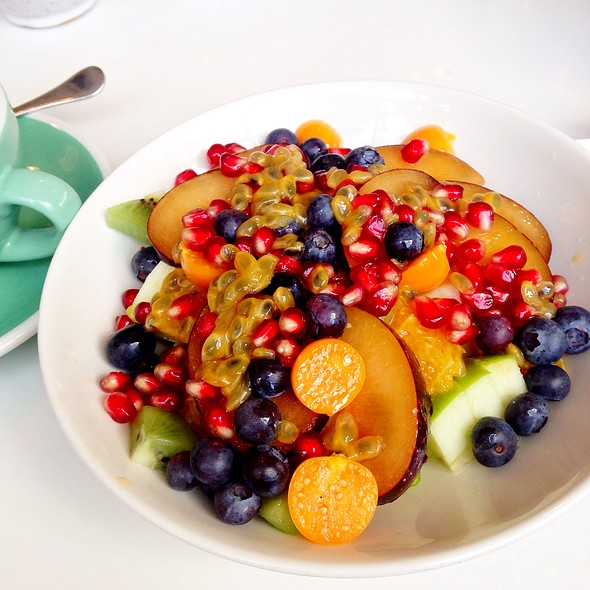 Fruit Salad - The Modern Pantry Clerkenwell, London