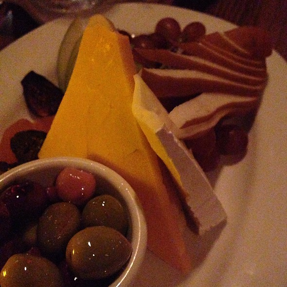 Cheese Plate - Mercy Wine Bar, Dallas, TX