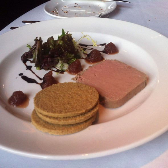 Chicken Parfait - The Grill Room at the Square, Glasgow