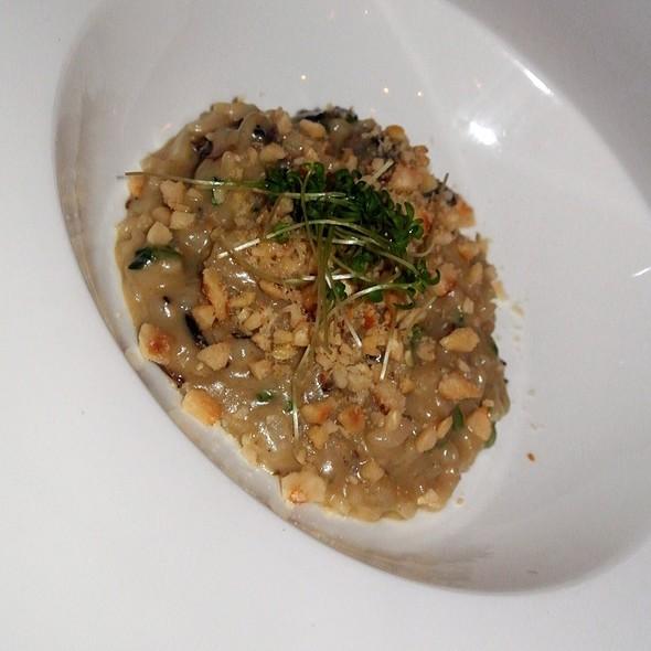mushroom risotto - Fond, Philadelphia, PA