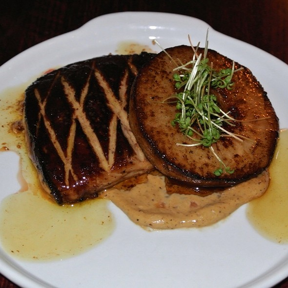 Seared Foie Gras - Fond, Philadelphia, PA
