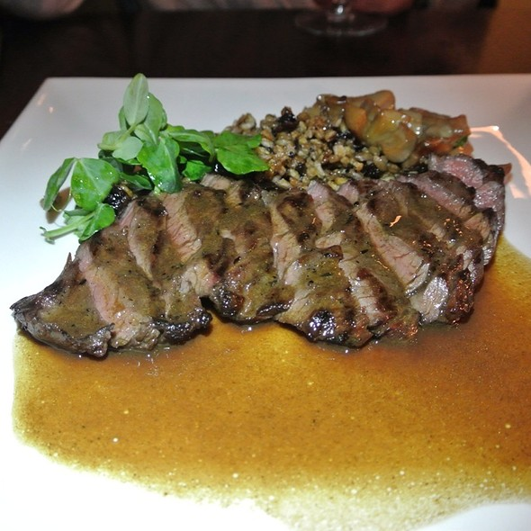 Beef Skirt Steak - Fond, Philadelphia, PA