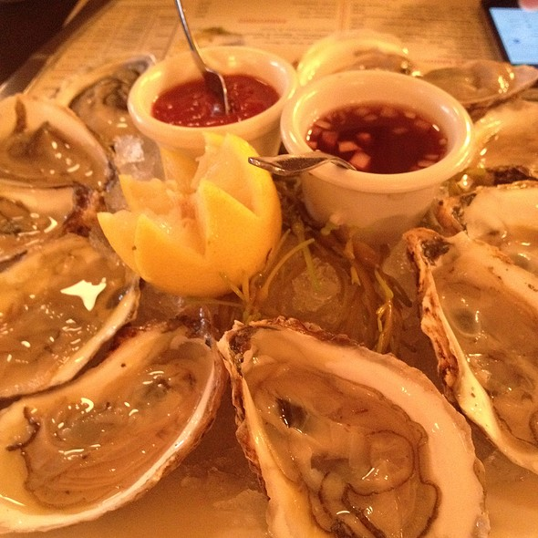Oysters! - Pastis, New York, NY