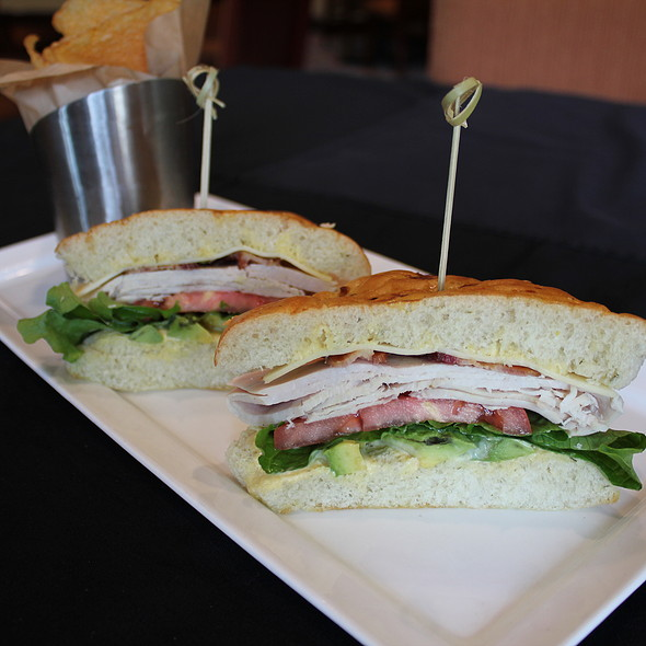 Roasted Turkey BLT - Waterside Grill – Tampa Marriott Waterside, Tampa, FL