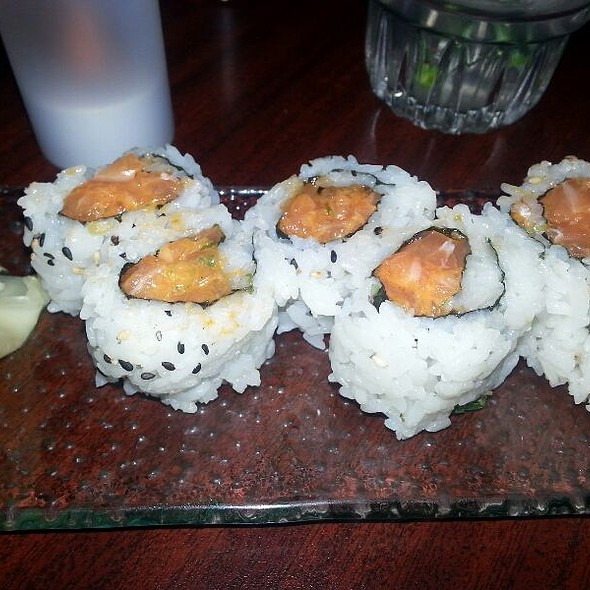 Spicy Salmon - Kimberli Sushi Restaurant, Chicago, IL