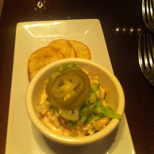 Smoked Tuna Dip With Bagett - Daddy O, Brant Beach, NJ