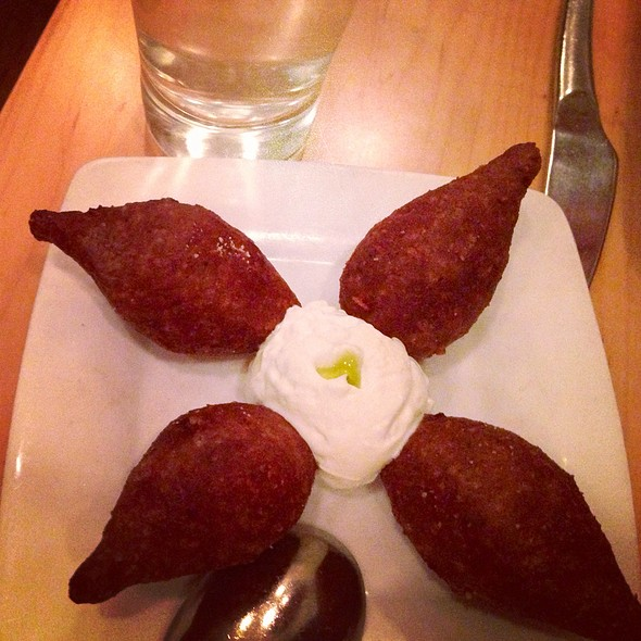 Kibbeh - Zaytinya, Washington, DC