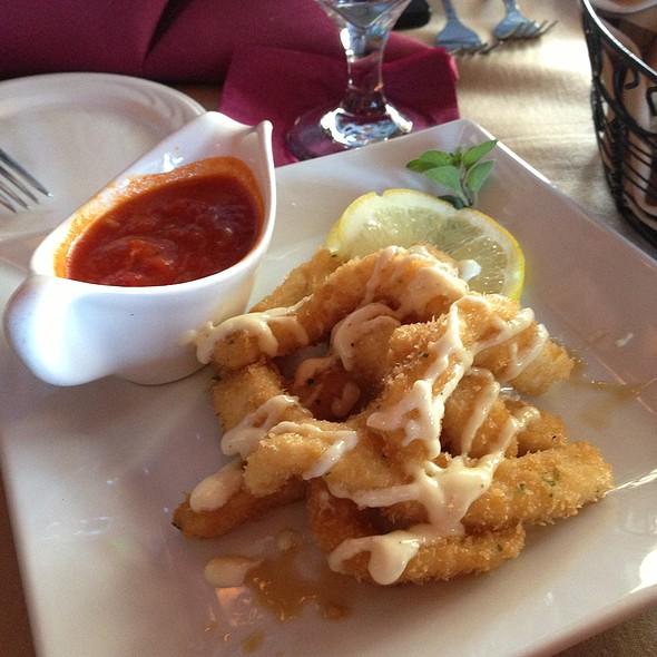 Fried Calamari - Peppercorn Grille, Big Bear Lake, CA