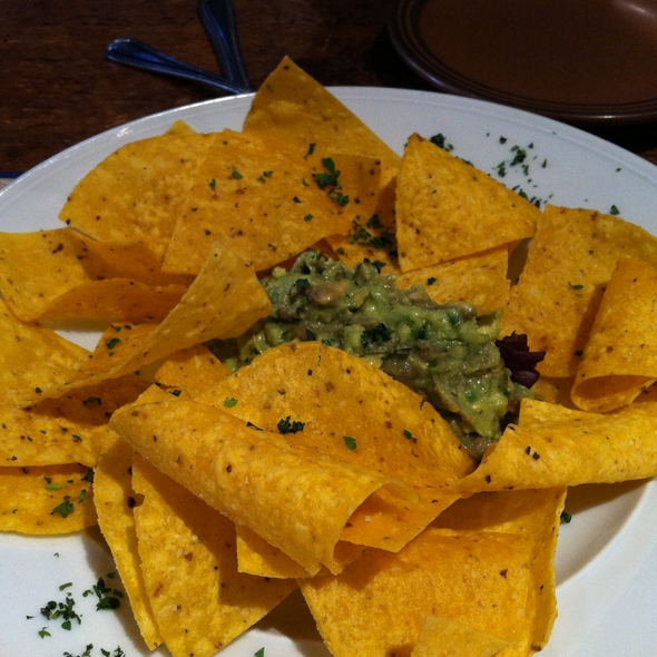 Chips and Guacamole - Stone Street Tavern, New York, NY