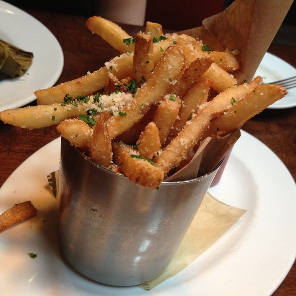 Parmesan Fries - Del Frisco's Grille - McKinney Ave - Uptown, Dallas, TX