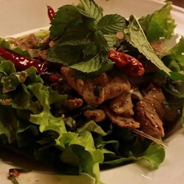 Nam Tok Nuea - Aloy Thai Cuisine, Boulder, CO