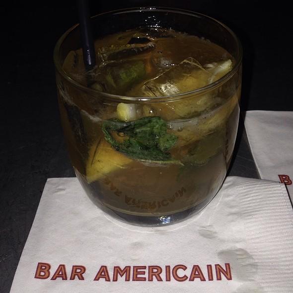 Bar americain at mohegan sun restaurant uncasville ct - Bar americain cuisine ...