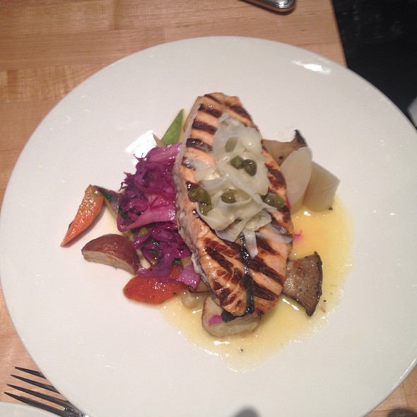 Grilled Salmon - Autostrada, Vaughan, ON