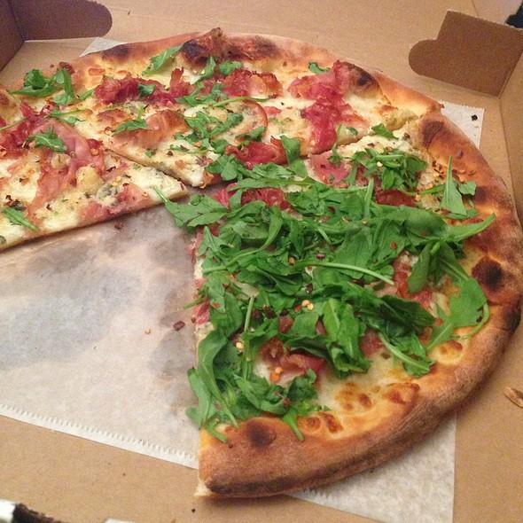 Pizza Siciliana - La Fourno Ristorante - Trattoria, Philadelphia, PA