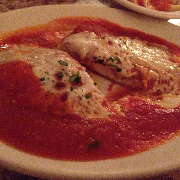 Chicken Parmigiana - Panza, Boston, MA