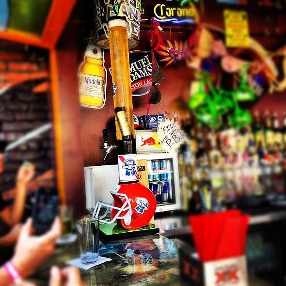 Beer Bong - Dick's Last Resort - San Diego -  Permanently Closed, San Diego, CA
