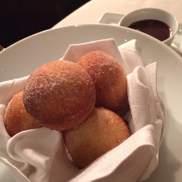 Bomboloni (Italian Donuts) - Marea, New York, NY