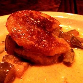 pear tarte bourdaloue - McEwen's on Monroe, Memphis, TN