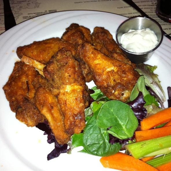 Buffalo Wings - Genesis Bar & Restaurant, New York, NY