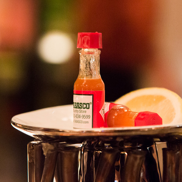 Hot Sauce - Lakeside - Wynn Las Vegas, Las Vegas, NV