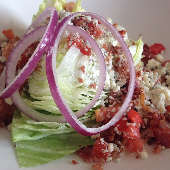 Wedge Salad - Landry's Seafood House - New Orleans, New Orleans, LA