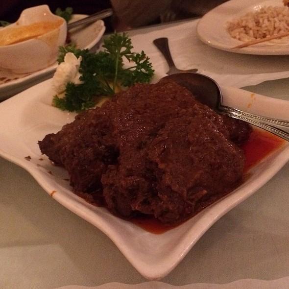 Beef Rendang - Borobudur, San Francisco, CA