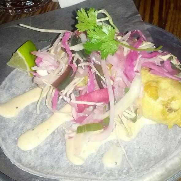 Yuzu Tuna Taco - PLAYA CABANA BARRIO, Toronto, ON