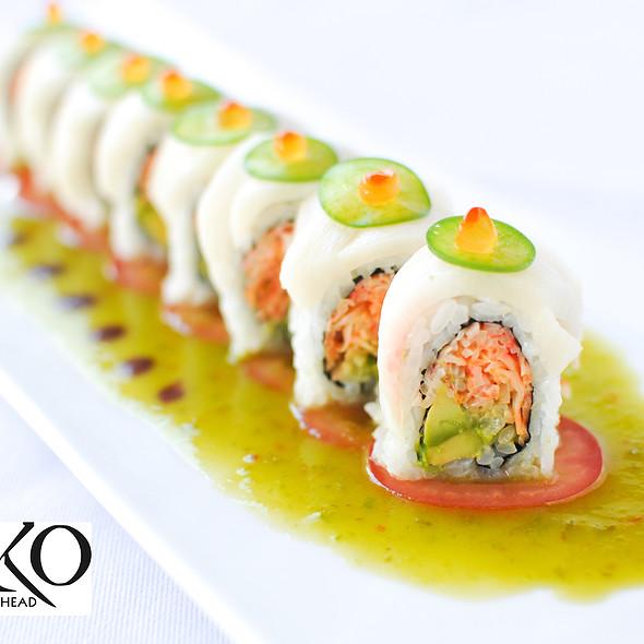 Sushi - OKKO Hilton Head, Hilton Head Island, SC