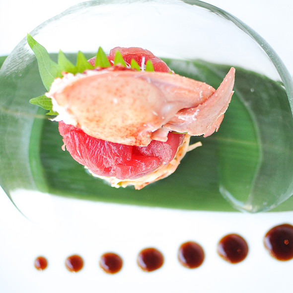 lobster tartar - OKKO Hilton Head, Hilton Head Island, SC