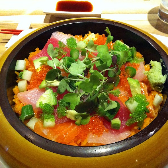 Spicy Chirashi - Zama, Philadelphia, PA