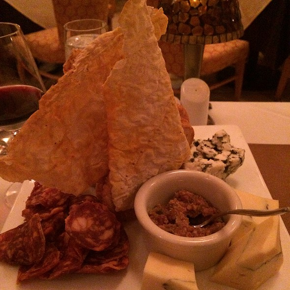Charcuterie & Cheese Plate - Eddie Merlot's - Fort Wayne, Fort Wayne, IN