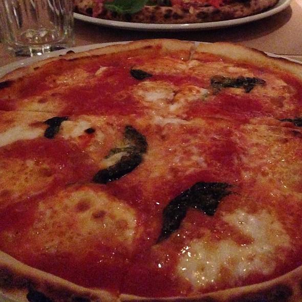 Gluten Free Doc Buffalo Mozzarella Pizza - Ribalta Pizza, New York, NY