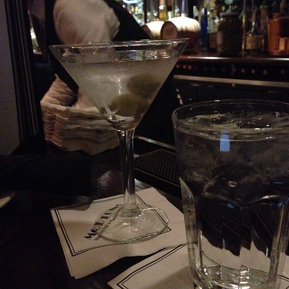 Vodka Martini - Morton's The Steakhouse - Sacramento, Sacramento, CA