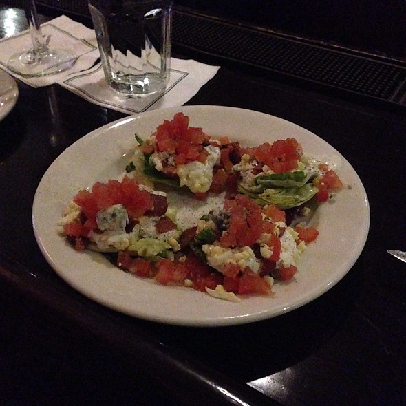 Wedge Salad Bites - Morton's The Steakhouse - Sacramento, Sacramento, CA