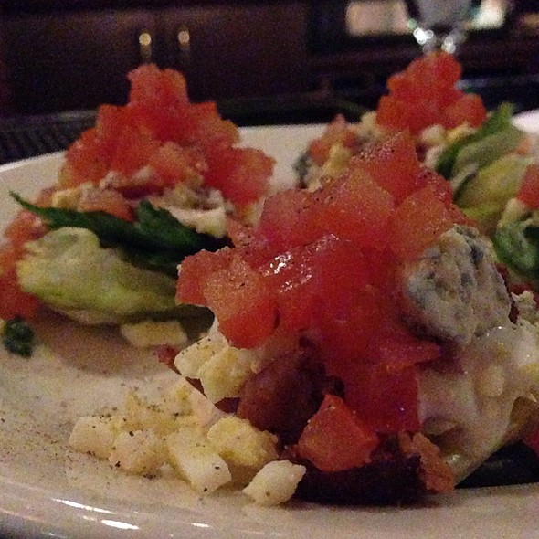Iceberg Wedge Bites - Morton's The Steakhouse - Sacramento, Sacramento, CA