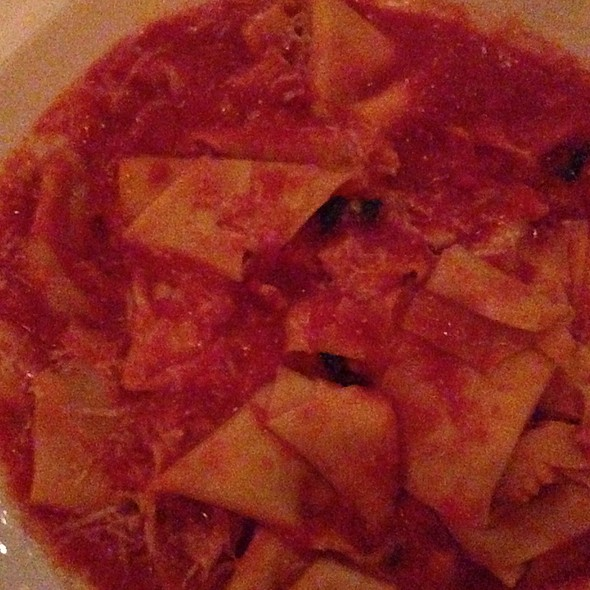 Pappardelle - Rosebud on Rush, Chicago, IL