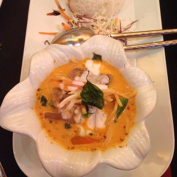 Curry Beef - Chada Thai - Coquitlam, Coquitlam, BC