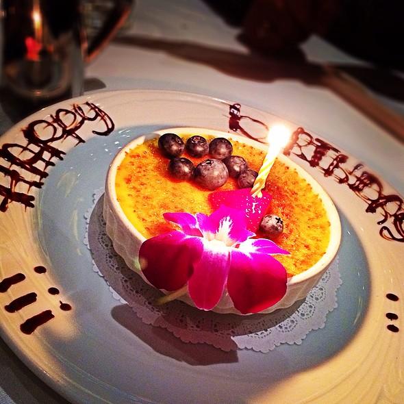 Creme Brulee - Fogo de Chao Brazilian Steakhouse - Las Vegas, Las Vegas, NV