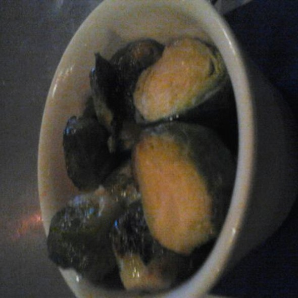Brussel sprouts - Stoddard's, Boston, MA