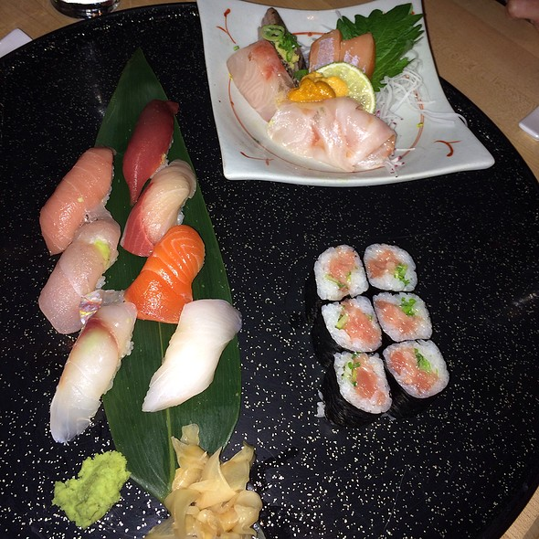Sushi & Sashimi Combination - Zama, Philadelphia, PA