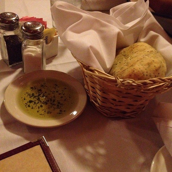 Bread & Olive Oil - La Scala Italian Restaurant, Lafayette, IN