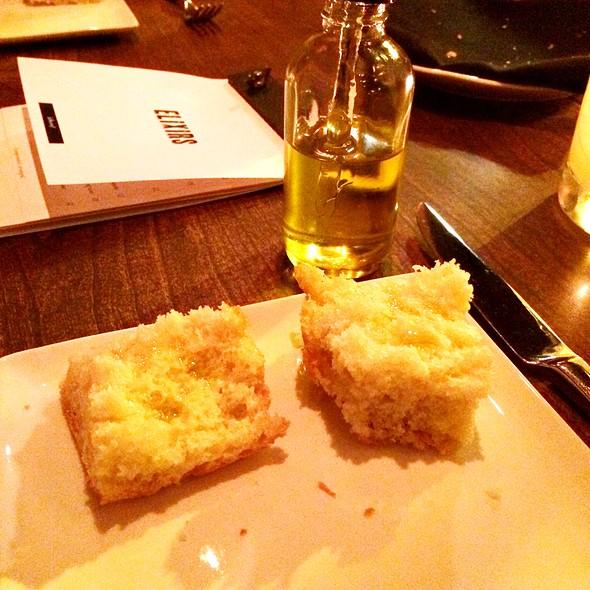 Bread With Applewood Smoked Olive Oil - Ela, Philadelphia, PA